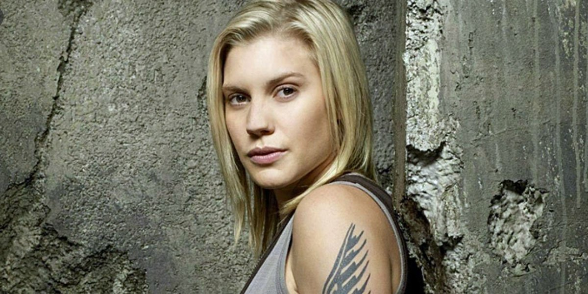 Katee Sackoff battlestar galactica
