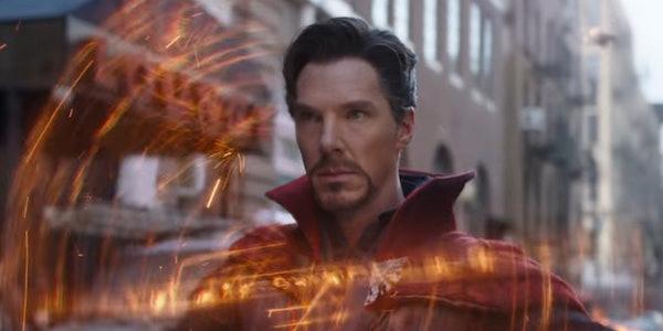 doctor strange infinity war casting spell