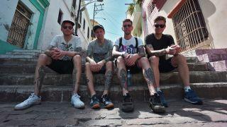 Yards band promo photo