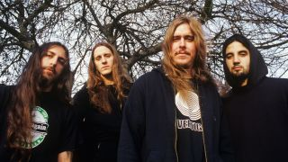 Opeth in 2003