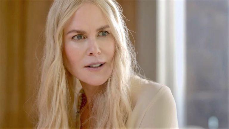 Nicole Kidman in the new Hulu show, Nine Perfect Strangers, Is Nine Perfect Strangers a thriller