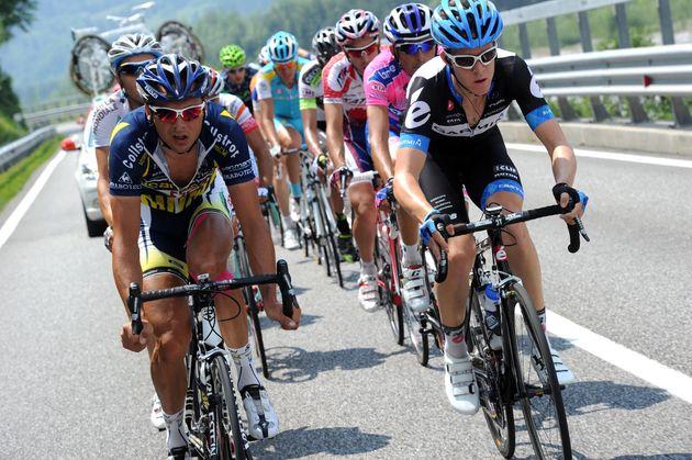 Cameron Meyer, Giro d'Italia 2011, stage 13