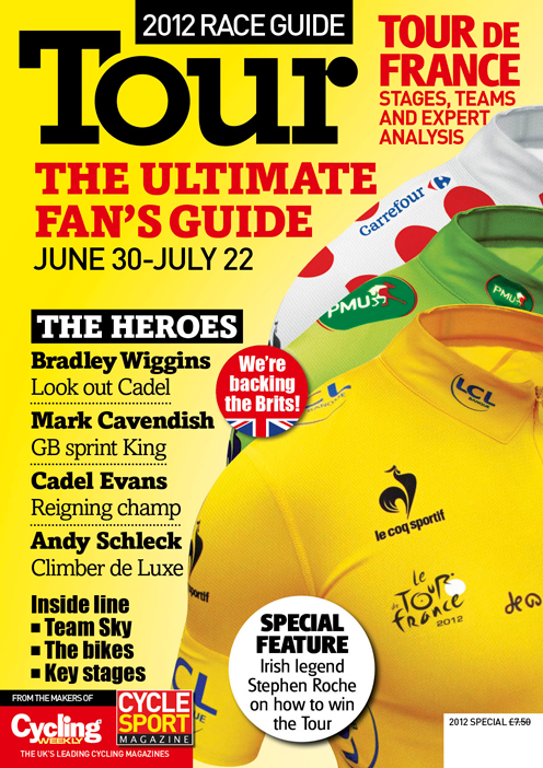 tour de france 2012 guide on sale now cycling weekly rh cyclingweekly com U.S. Cellular Phone Manuals Portal CMS Phone Guide