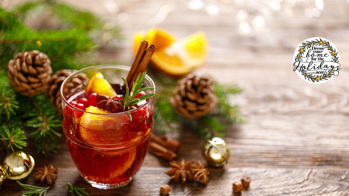 It's time for mulled wine