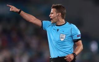 Felix Brych referee Euro 2020 semi-finals