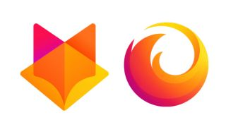 Two new Firefox logos