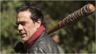 Negan in The Walking Dead