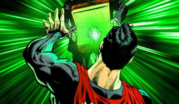 Kryptonite Superman Powerless