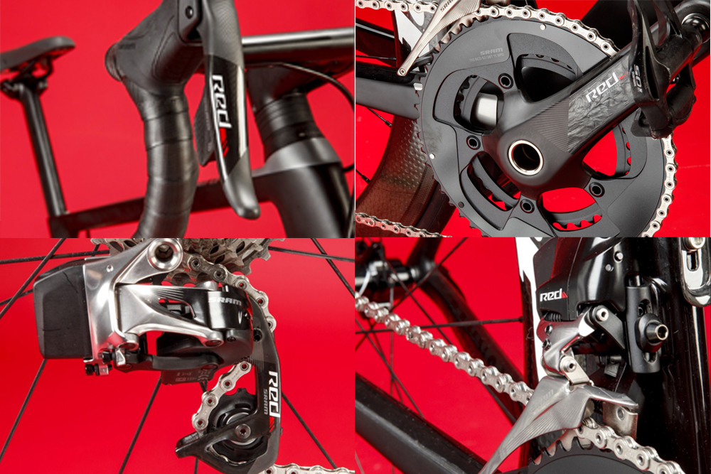 SRAM Red eTap: wireless shifting put to the test review - Cycling ...