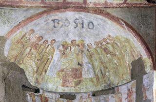 roman catacomb tomb