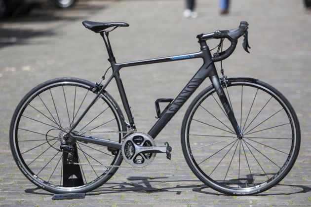 Canyon Endurace 2014