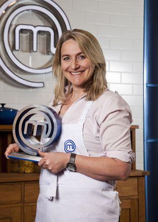 Emma Kennedy crowned Celebrity Masterchef champion