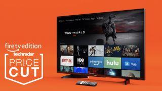 cheap 4K TV deal Amazon