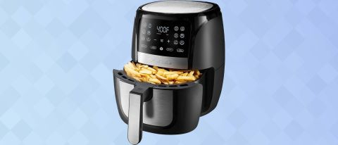 Gourmia 6 Quart Digital Air Fryer review