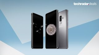 Samsung Galaxy S9 sim-free deals