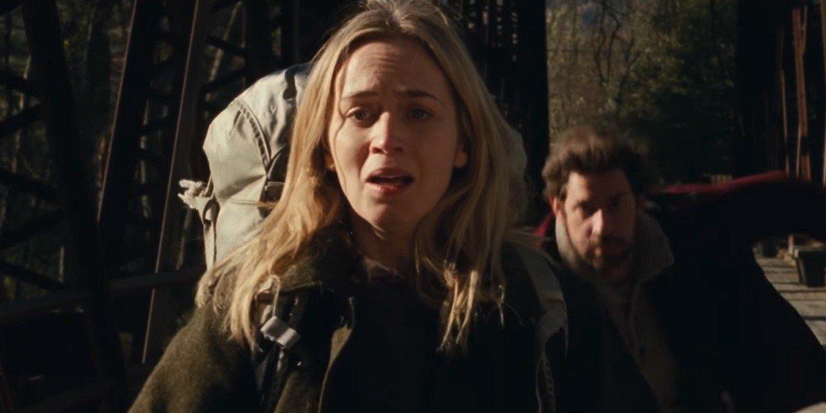 Emily Blunt, John Krasinski - A Quiet Place