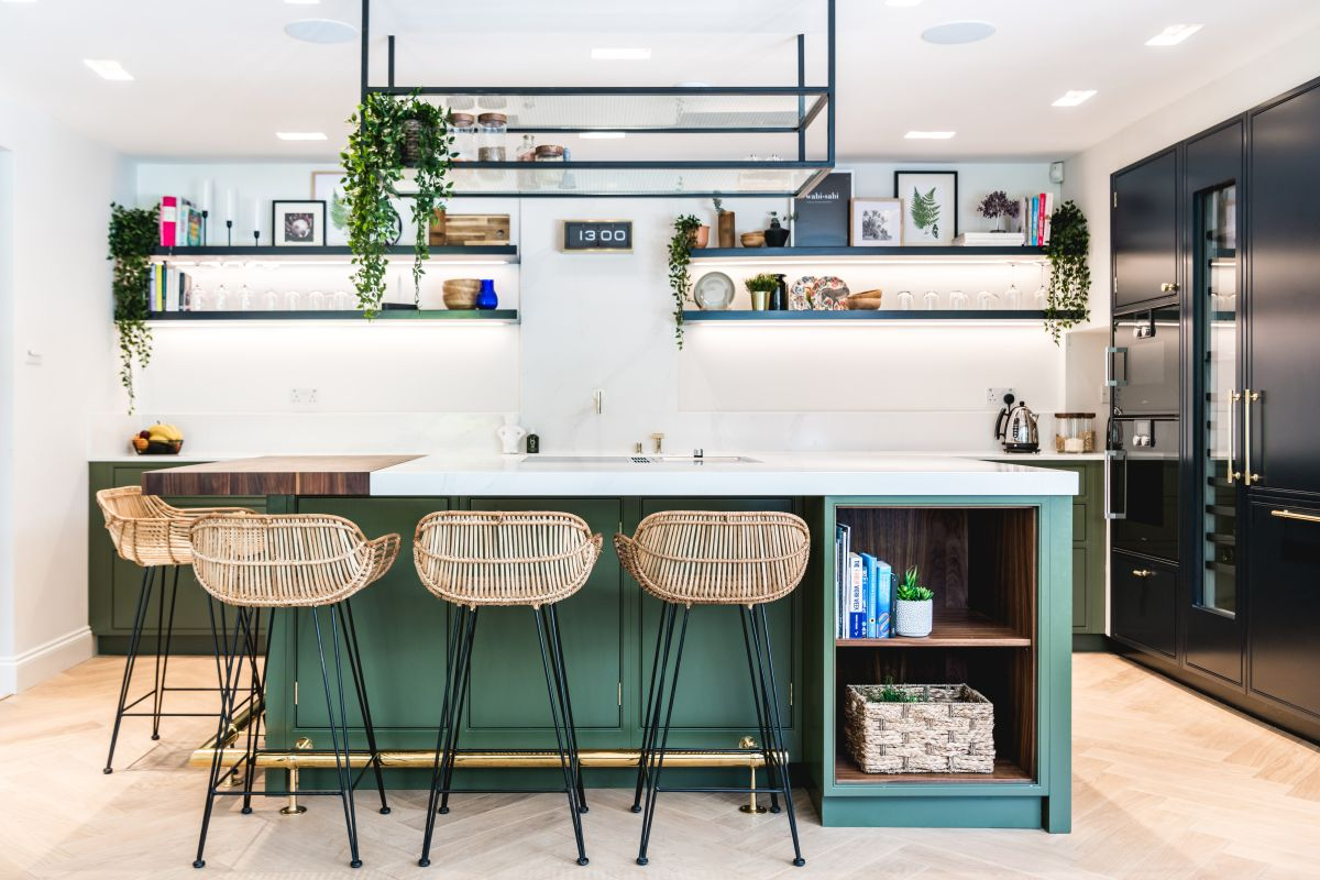 9 photos that make us want to ditch our kitchen cabinets   Real Homes