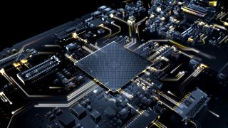 Circuit Board Visual Effects A Angle 06 Line of Light