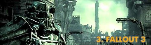 3. Fallout 3