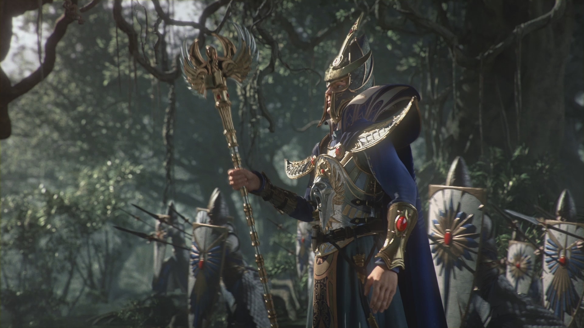 Total War: Warhammer mods are 'theoretically' transferable