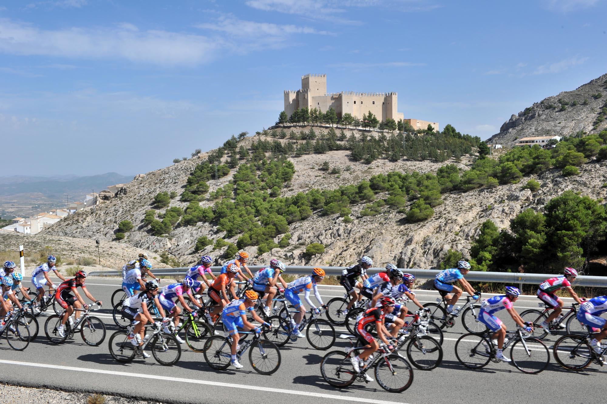Vuelta a Espana 2010, stage five
