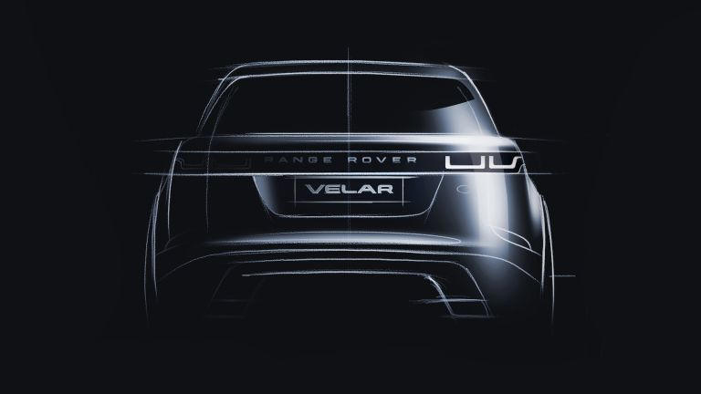 Range Rover Velar 2017 First Official Pictures T3