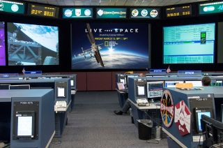 "National Geographic Channel's""Live From Space"""