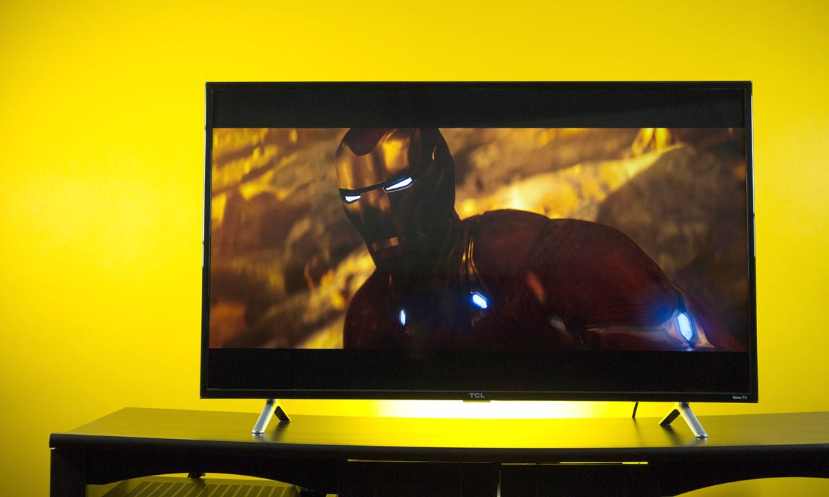 TCL Roku 49-inch 49S405 Review: A Great 4K TV Under $500 | Tom's Guide