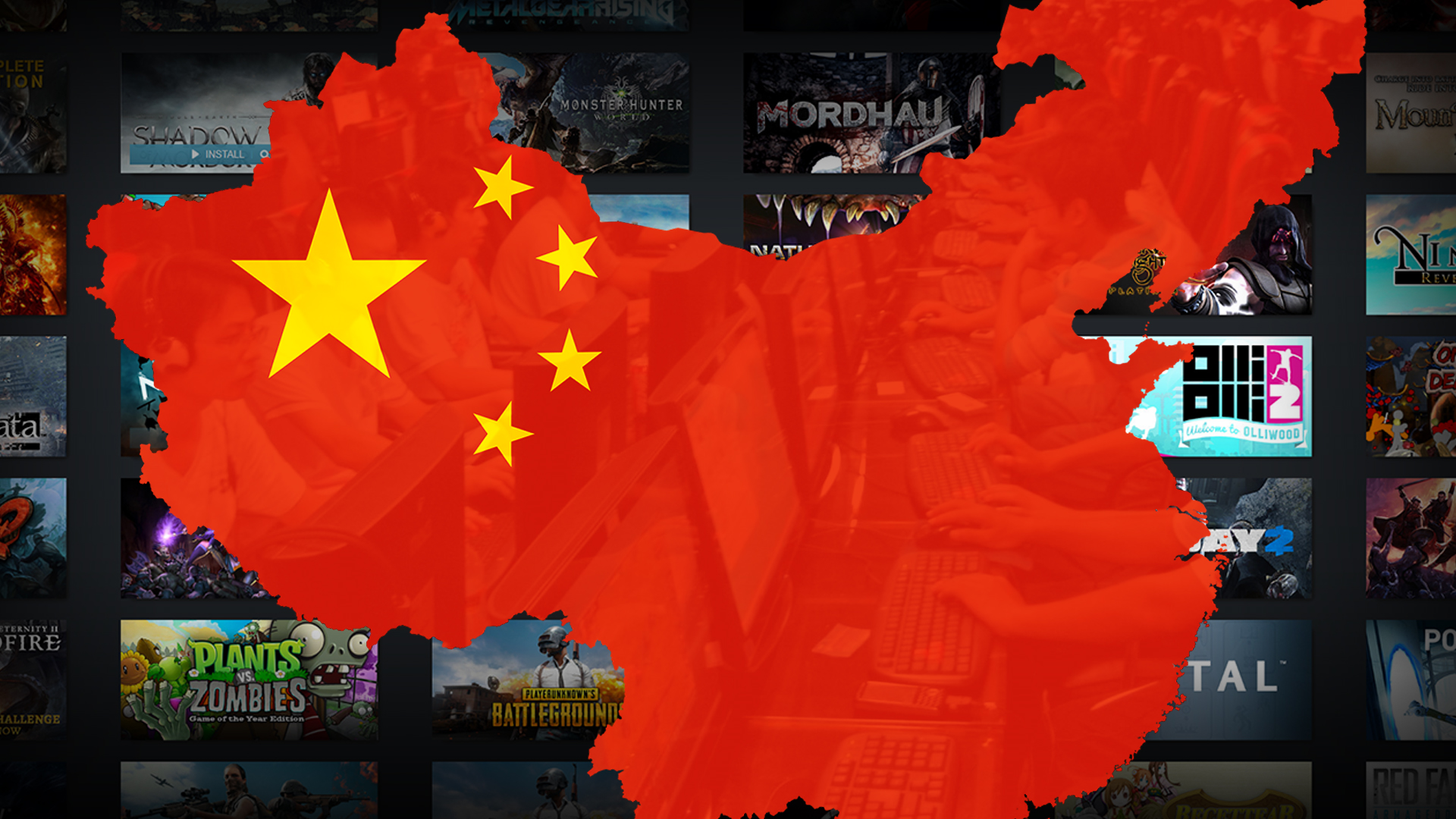 Censorship, Steam, and the explosive rise of PC gaming in China | PC Gamer
