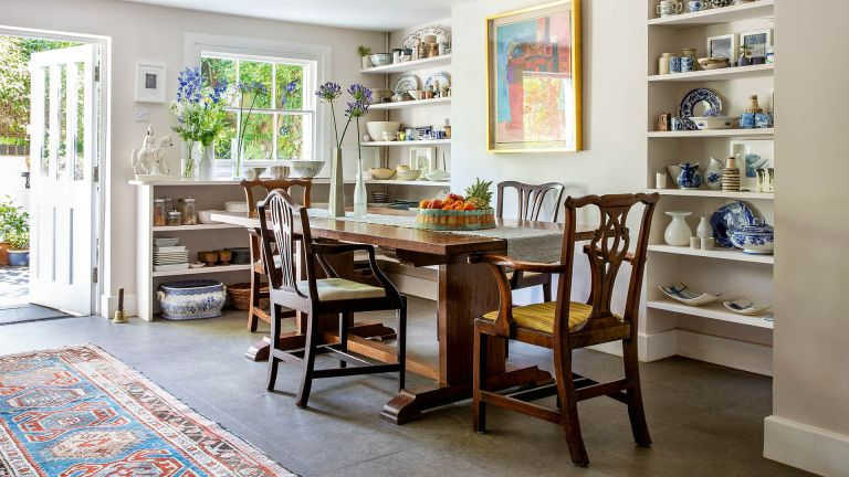 How to restore wood furniture antique dining set