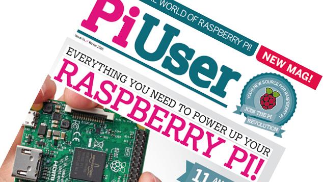 Raspberry Pi enthusiasts rejoice! Pi User magazine launches | TechRadar