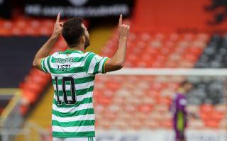 Dundee United v Celtic – Scottish Premiership – Tannadice Stadium