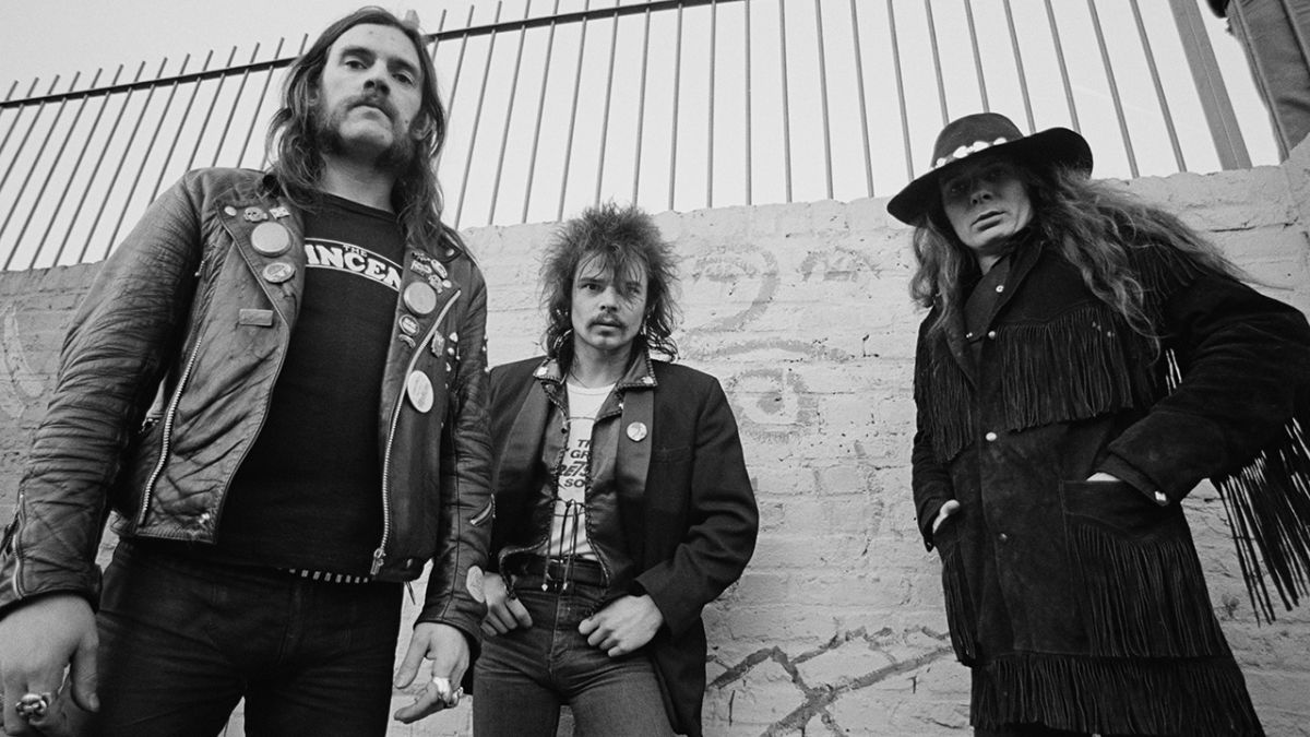 Motorhead mark 40th anniversary of Overkill and Bomber with 1979 video