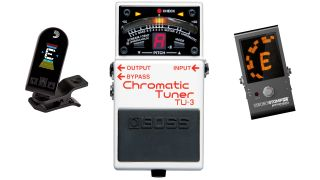 The top guitar tuner deals for Prime Day – including Boss and D'addario