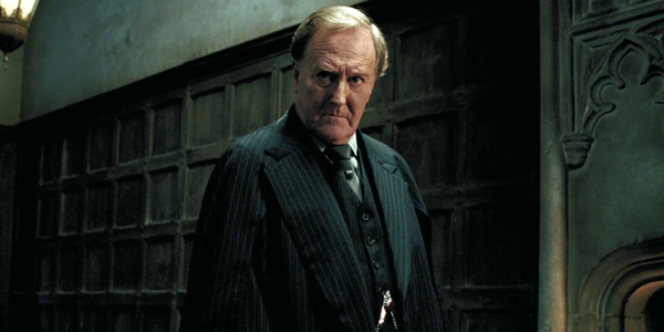 cornelius fudge in harry potter movies