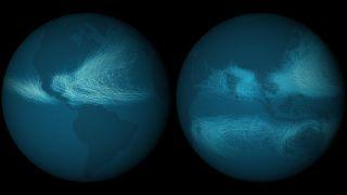 NOAA storm tracks