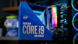 Intel 10th Gen Core i9 Unlocked