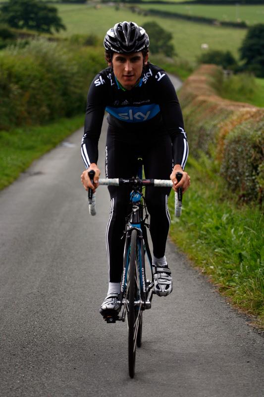 Geraint Thomas, Etape Cymru 2011