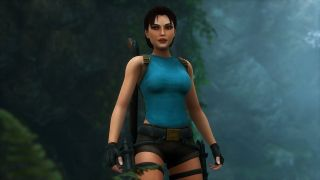 Lara Croft, as seen in a fan remake of Tomb Raider 2