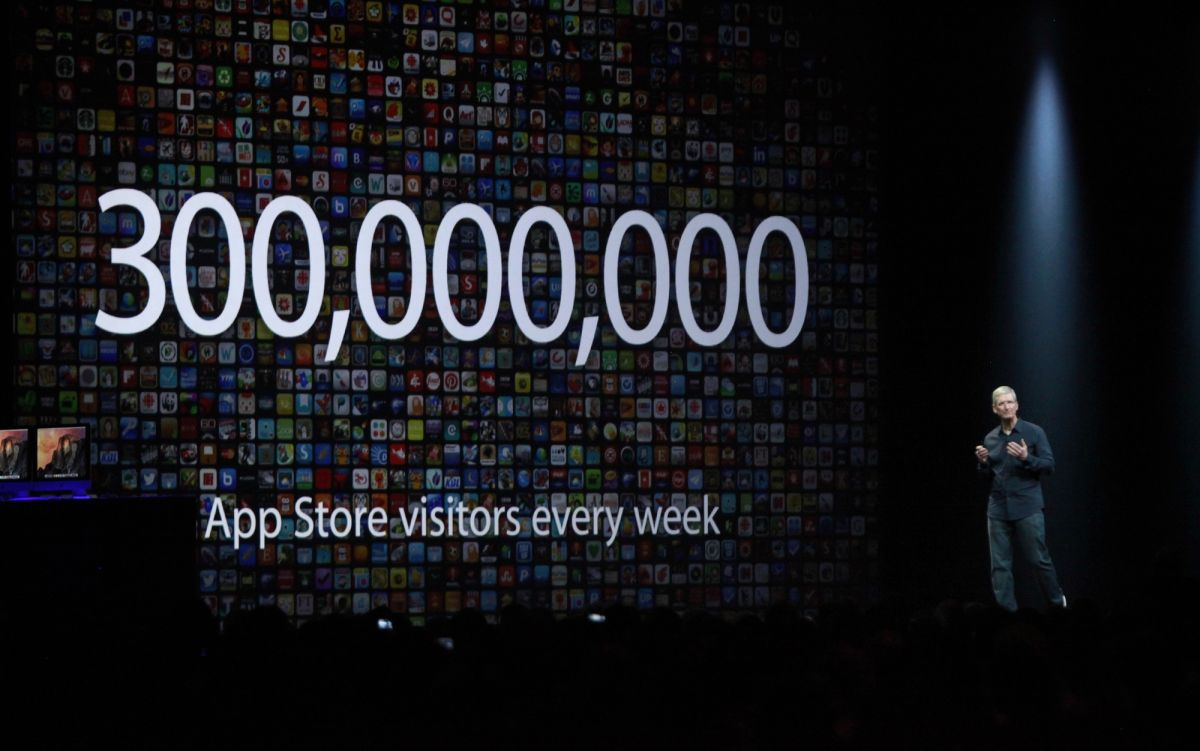 Surprise Apple December event will honor top apps, games