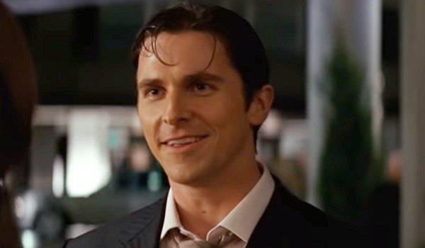 Bruce Wayne Christian Bale Batman Begins