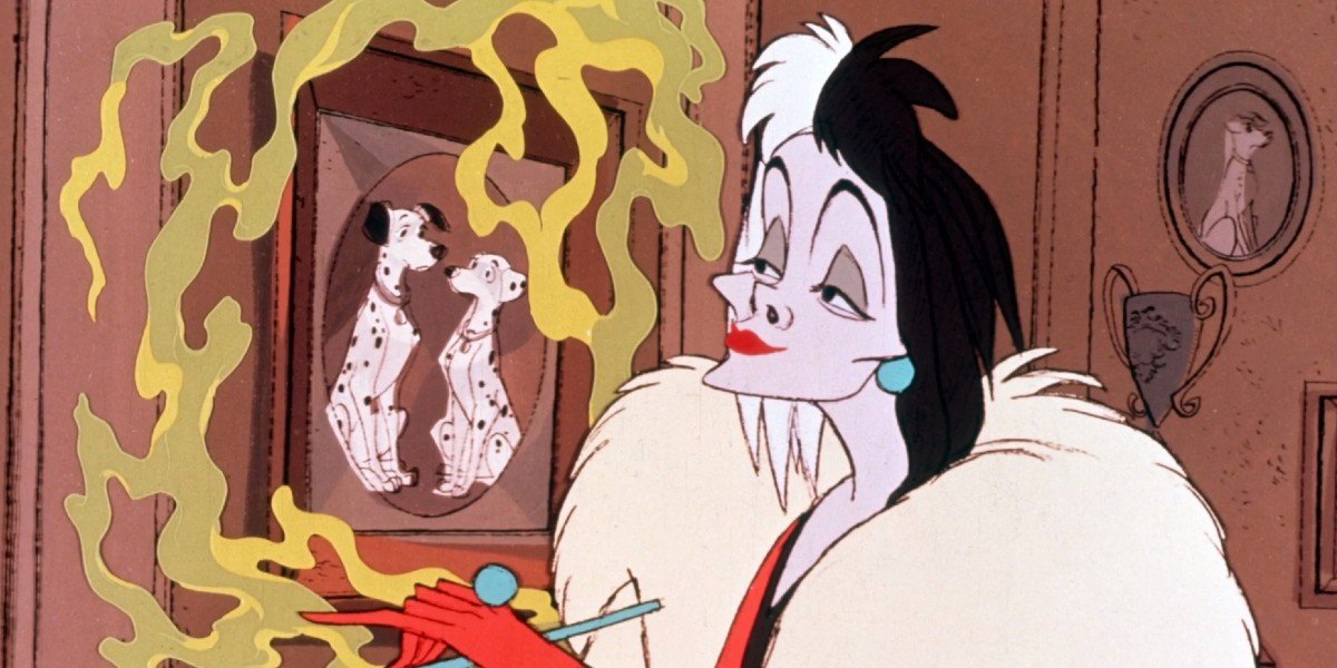 Still from One Hundred and One Dalmatians