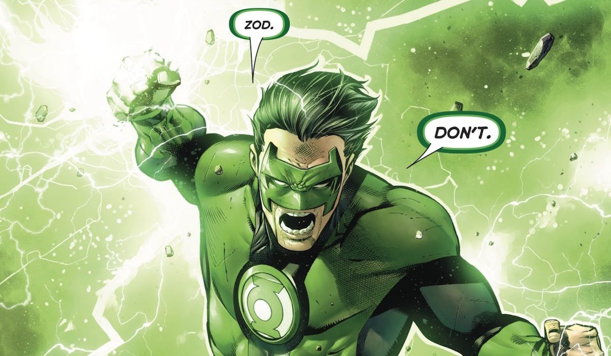 Kyle Rayner DC Comics