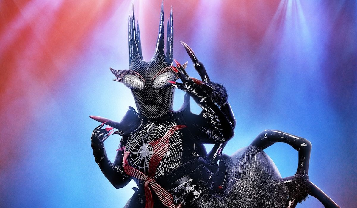 The Black Widow The Masked Singer