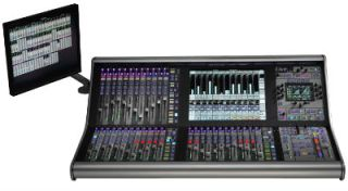 SSL Live Sound Console at Integrated Systems Europe