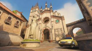 A new Malevento map for Overwatch