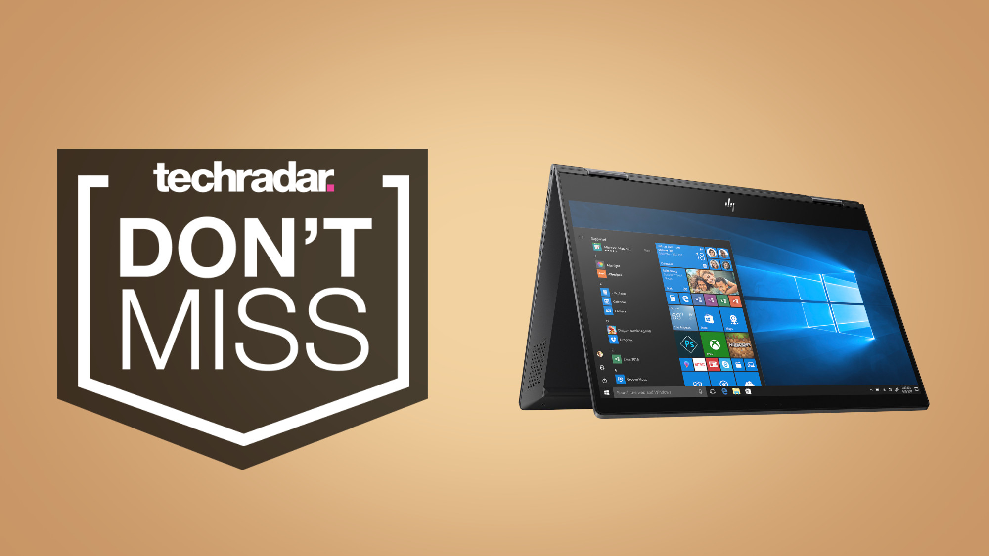 The HP Envy x360 with a $200 discount is one of the best 4th of July laptop deals thumbnail