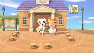 Animal Crossing: New Hoirzons KK Slider