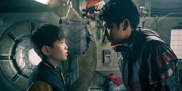 Sho and Daito in Ready Player One