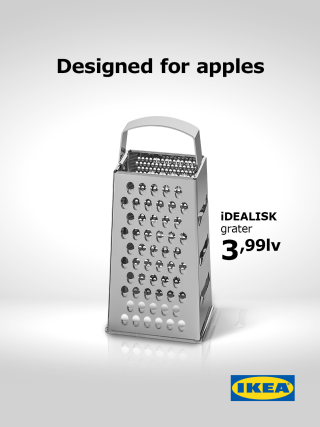 IKEA rips into Apple's Mac Pro in hilarious new ad | Creative Bloq